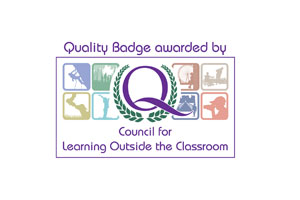 Logo for the Council of Learning outside the classroom