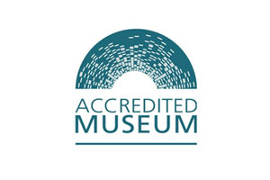 Logo for Accredited Museum